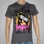 Oceana Grave Girl Gray T-Shirt