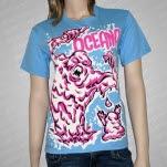 Oceana Slime Light Blue T-Shirt