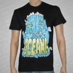 Oceana Tidal Wave Black T-Shirt