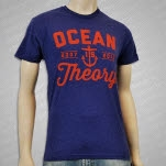 Ocean Is Theory Anchor Storm T-Shirt