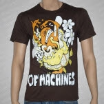 Of Machines Bad Plant Brown T-Shirt