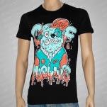 Of Machines Griz Black T-Shirt
