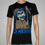 Of Machines Not Looking So Good Black T-Shirt