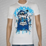 Of Machines Reaper White T-Shirt