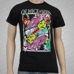 Of Mice  Men Spades Black T-Shirt