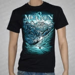 Of Mice  Men Ice Age Black T-Shirt