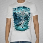 Of Mice  Men Ice Age White T-Shirt