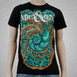 Of Mice  Men Nautilus Black T-Shirt