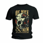 Of Mice And Men Leave Out All Our Skeletons T-Shirt
