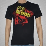Oh The Blood Church Black T-Shirt