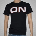 ON Logo no back Black T-Shirt
