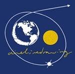 Onelinedrawing Orbit Sticker