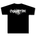 official Only Crime Eagle Black T-Shirt