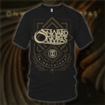 Onward To Olympas Indicator Black T-Shirt