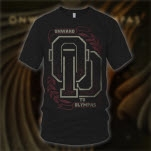 Onward To Olympas OTO Black T-Shirt