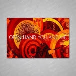 Open Hand You Poster