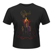 official Opeth Famine T-Shirt