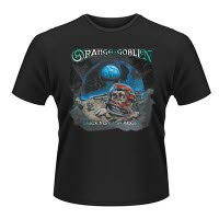 Orange Goblin Back From The Abyss T-Shirt