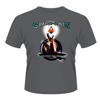 Orange Goblin Hand From The Abyss T-Shirt