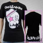 Oreskaband Skull Black T-Shirt