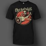Our Last Night Reaper Black T-Shirt