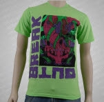 Outbreak Four PartPart 3 Green T-Shirt