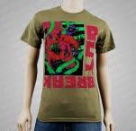 Outbreak Four PartPart 4 Khaki Gray T-Shirt