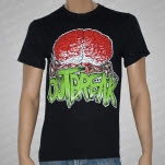 Outbreak Brain Black T-Shirt