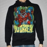Outbreak Demon Black Pullover