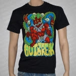 Outbreak Demon Black T-Shirt
