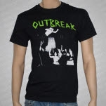 Outbreak Stage Dive Black T-Shirt