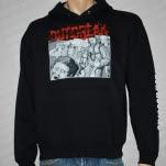 Outbreak Eaten Alive Black Pullover
