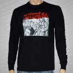Outbreak Eaten Alive Black Long Sleeve Shirt
