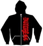 Outbreak Logo Hoodie Zip