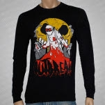 Outbreak Mad Doctor Black Long Sleeve Shirt