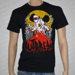 Outbreak Mad Doctor Black T-Shirt