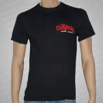Outbreak Without Warning Black T-Shirt