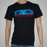 Over The Line Monster Black T-Shirt