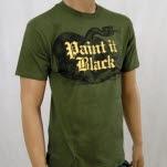 Paint It Black Snake T-Shirt