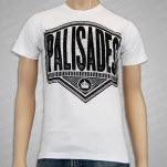 Palisades Crown White T-Shirt