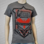 Palisades Phoenix Heather Grey T-Shirt