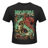 Parkway Drive Sharktapuss T-Shirt