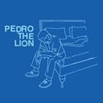 official Pedro The Lion Control Sticker
