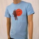 Pedro The Lion Sun T-Shirt
