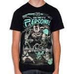 Periphery Personal Black T-Shirt