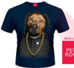 Pets Rock Rap T-Shirt