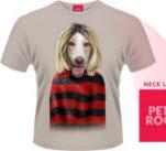 Pets Rock Grunge T-Shirt