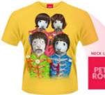 Pets Rock Fab Four T-Shirt