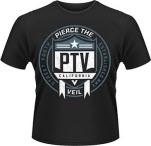 Pierce The Veil Shield T-Shirt
