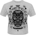 Pierce The Veil Sugar Skull T-Shirt